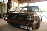 Golf 1 Cabrio G60 (Martin & Nancy)