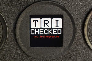 triChecked Logo - trijekt Display